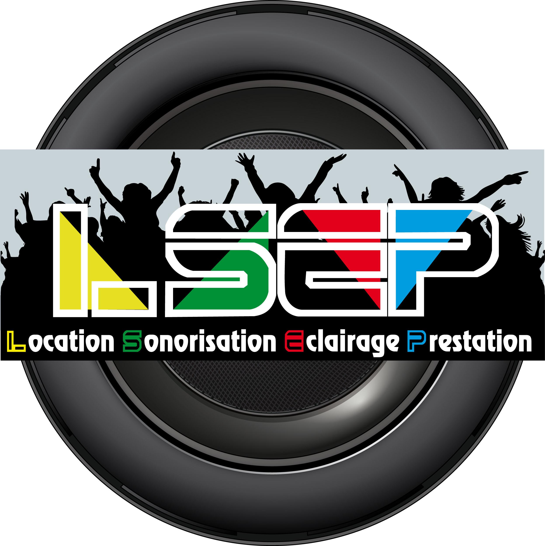 LOGO LSEP LOCATION SONORISATION ECLAIRAGE