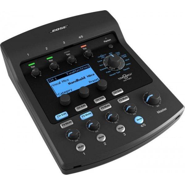 Table de mixage Bose tonematch-t1 pour chanteurs ou musiciens