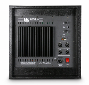 DAVE 8 XS Système Sono petit budget LD 3