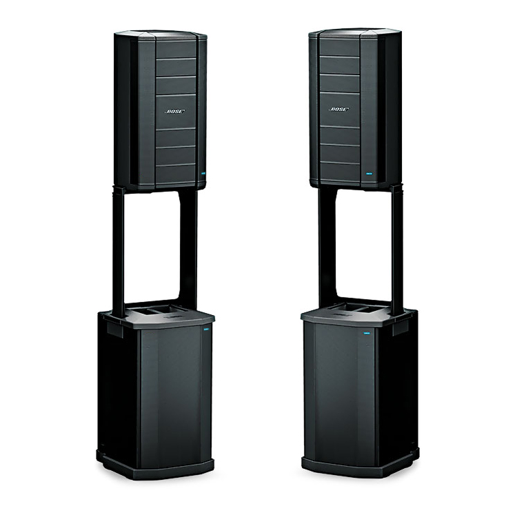 bose f1 812 flexible array avec subwoofer la paire. Black Bedroom Furniture Sets. Home Design Ideas